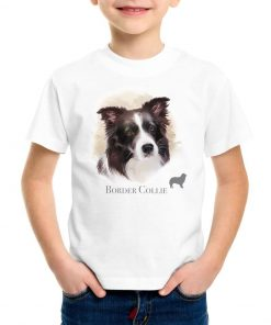 K1001-border-collie-camiseta-niño-blanca