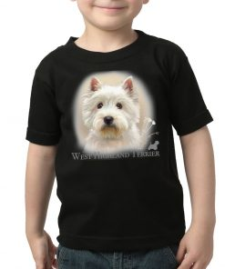 K1011-west-highland-terrier-camiseta-niño-negra
